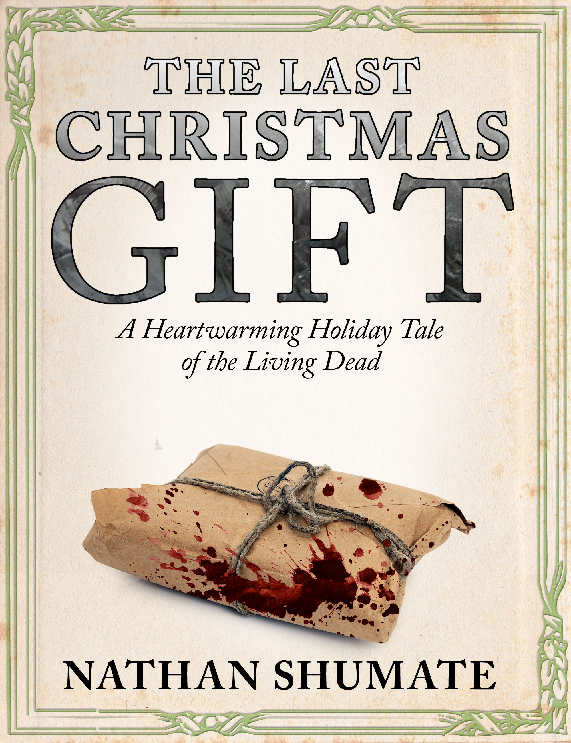 The Last Christmas Gift Book Launch is TODAY! – Cold Fusion Media